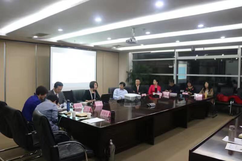 曹晓静律师参加婚家委会议